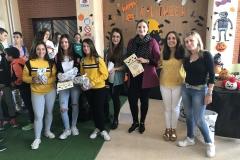 Concurso de Halloween 2019-2020. Entrega de premios